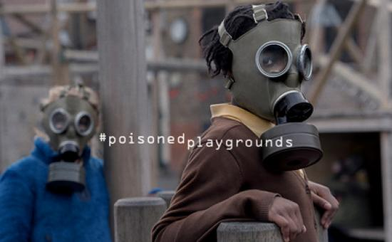 Is your child playing in a Poisoned Playground?